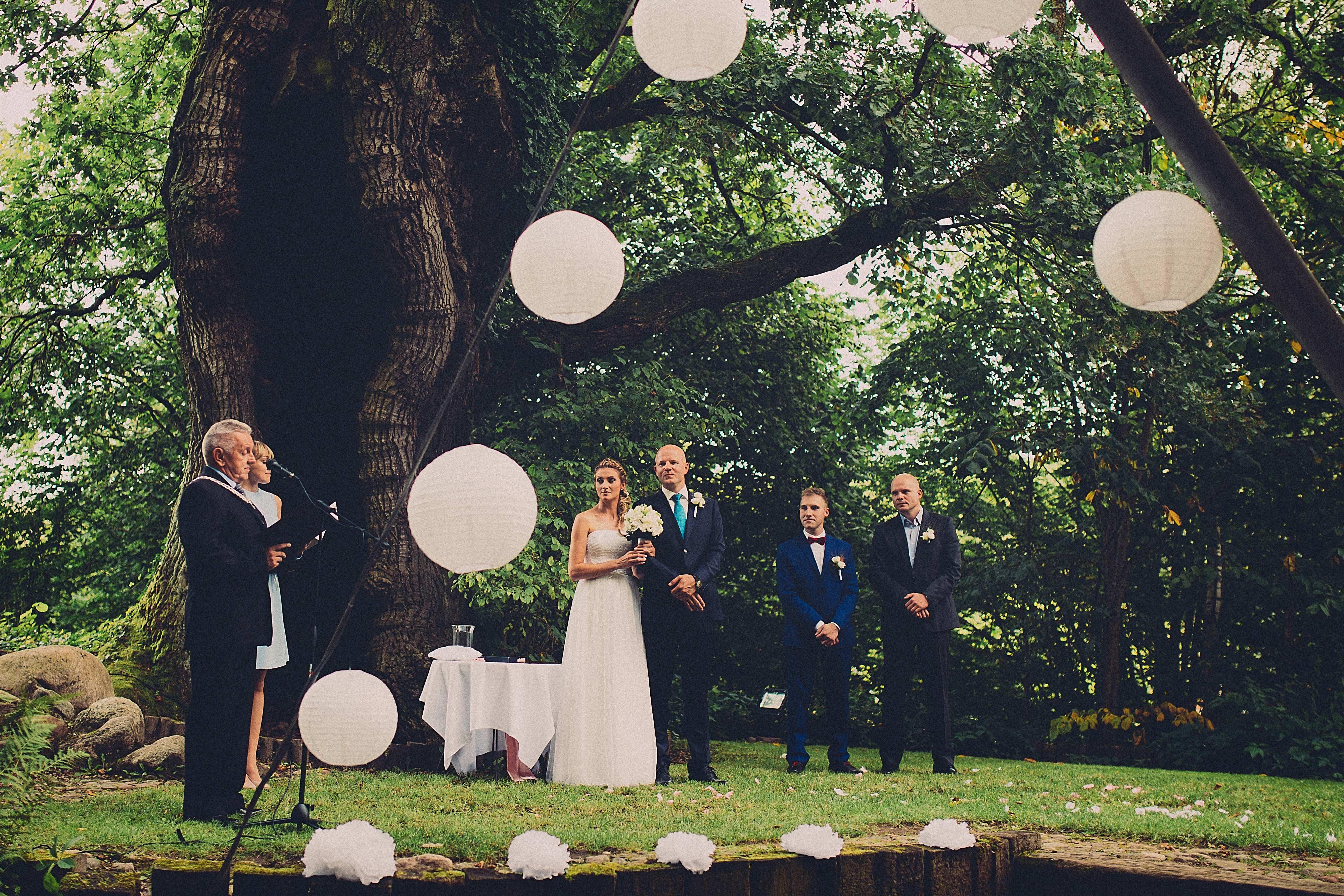 ceremonia humanistyczna, ślub