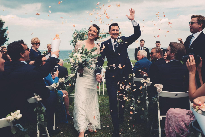 Ślub nad morzem w Rzucewie