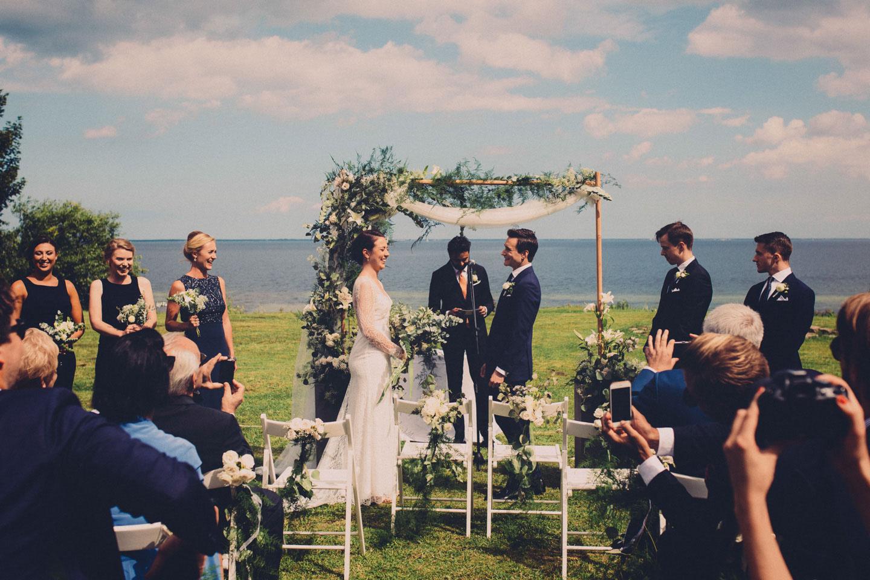 ślub nad morzem cegielnia rzucewo